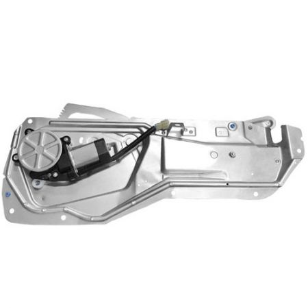 Rear Right Window Regulator wtih Motor for Volvo S70 1997-00, V70 1997-00 - Rear Right Window Regulator wtih Motor for Volvo S70 1997-00, V70 1997-00