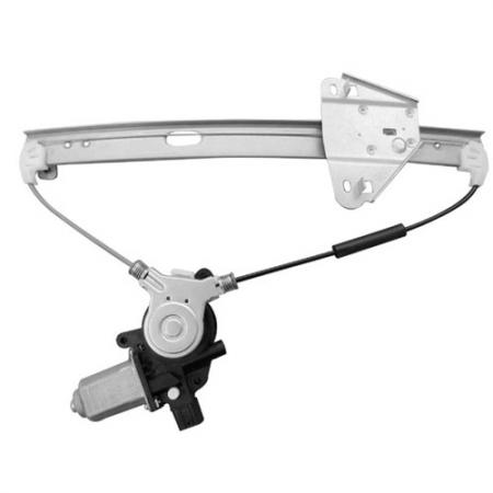 Rear Left Window Regulator and Motor Assembly for Acura TSX 2004-08 - Rear Left Window Regulator and Motor Assembly for Acura TSX 2004-08