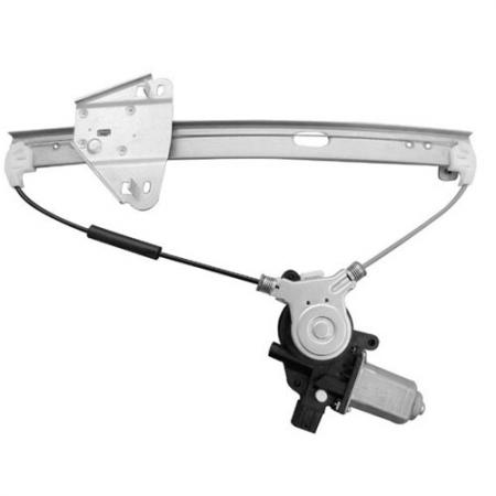 Rear Right Window Regulator and Motor Assembly for Acura TSX 2004-08 - Rear Right Window Regulator and Motor Assembly for Acura TSX 2004-08