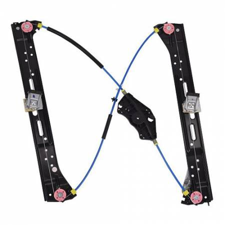 Front Right Window Regulator without Motor for Volkswagen Sharan 2010- - Front Right Window Regulator without Motor for Volkswagen Sharan 2010-