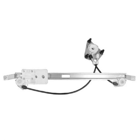 Rear Right Window Regulator without Motor for Seat Toledo 2004-09, Altea 2004-15 - Rear Right Window Regulator without Motor for Seat Toledo 2004-09, Altea 2004-15