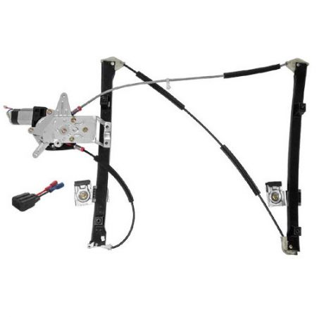 Front Left Window Regulator with Motor for Volkswagen Lupo 1998-05 - Front Left Window Regulator with Motor for Volkswagen Lupo 1998-05