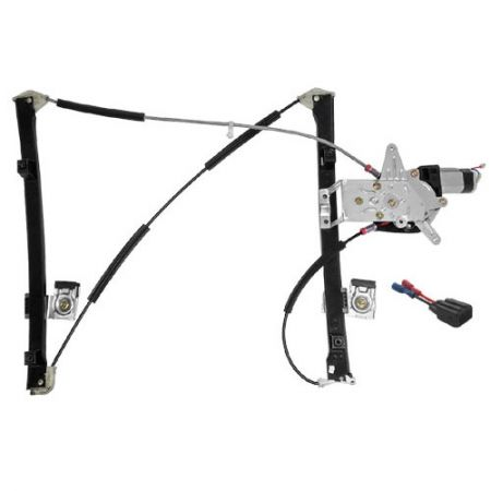 Front Right Window Regulator with Motor for Volkswagen Lupo 1998-05 - Front Right Window Regulator with Motor for Volkswagen Lupo 1998-05