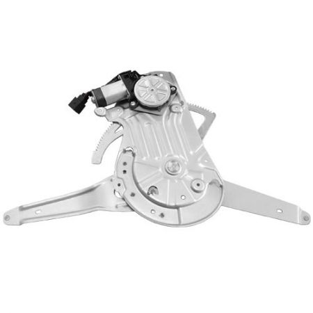 Front Right Window Regulator with Motor for Volvo S60 2001-09, V70, XC70 - Front Right Window Regulator with Motor for Volvo S60 2001-09, V70, XC70