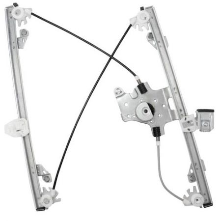 Front Right Window Regulator without Motor for Citroen C3 Picasso 2009-17 - Front Right Window Regulator without Motor for Citroen C3 Picasso 2009-17