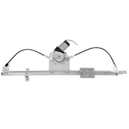 Front Right Window Regulator with Motor for Seat Ibiza 2-Door 1993-2002, Cordoba 2D 1993-2002 - Front Right Window Regulator with Motor for Seat Ibiza 2-Door 1993-2002, Cordoba 2D 1993-2002