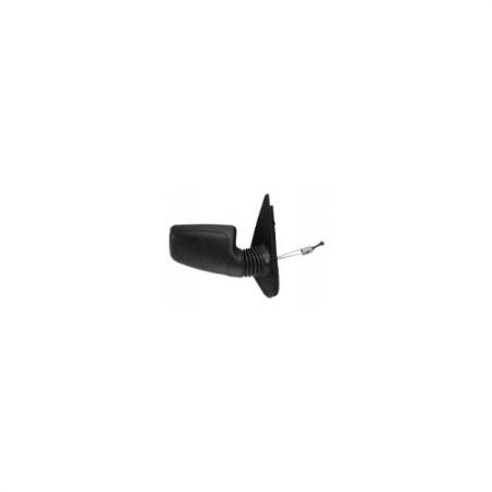 Side Rear View Mirror, Right, 1980-90 Peugeot 405 - Car Mirror, Right