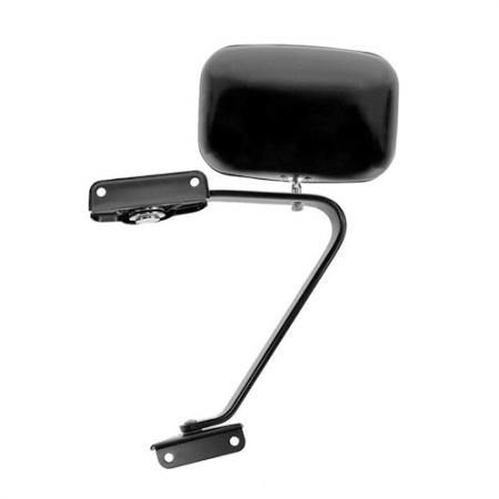 Steel with Black Plating Car Mirror for Pickup Truck & Cargo Van - Steel with Black Plating Car Mirror for Pickup Truck & Cargo Van