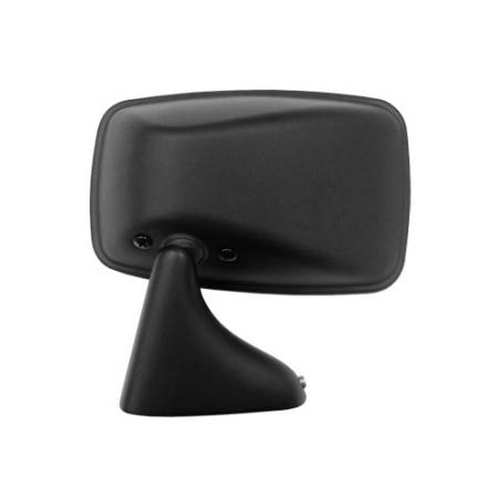 Left Black Tex Style Mirror for Mini, MG, Triumph - Left Black Tex Style Mirror for Mini, MG, Triumph