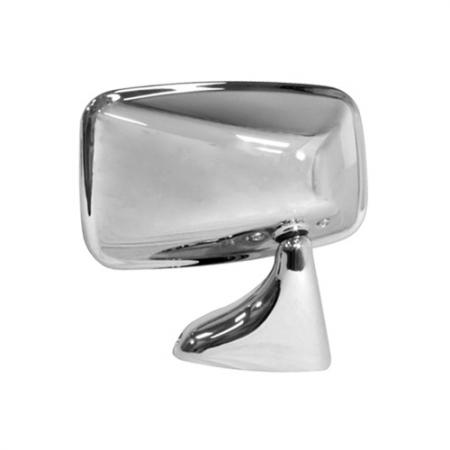 Right Tex Style Mirror for Mini, MG, Triumph - Right Tex Style Mirror for Mini, MG, Triumph