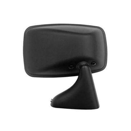 Right Black Tex Style Mirror for Mini, MG, Triumph - Right Black Tex Style Mirror for Mini, MG, Triumph