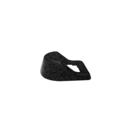 Interior Front and Rear Textured Black Door Handle for Fiat