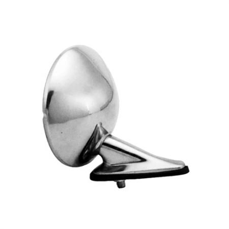 "Universal 3"" Round Ital Wing Mirror - Universal 3"" Round Ital Wing Mirror"