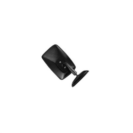 Black Car Wing Mirror for Fiat 126, 127 - Black Car Wing Mirror for Fiat 126, 127