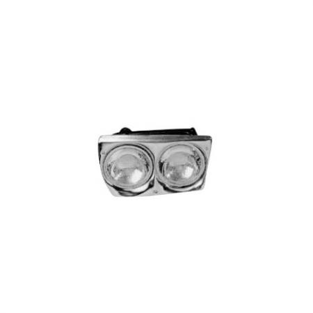 Right Automotive Headlight for Peugeot 504 1968-82 - Right Automotive Headlight for Peugeot 504 1968-82