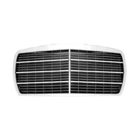 Radiator Grille for Mercedes Benz W123 1977-85 - Radiator Grille for Mercedes Benz W123 1977-85