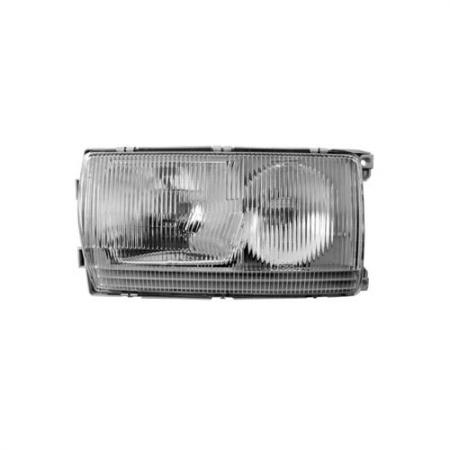 Right Automotive Headlight for Mercedes W123 E-Class 1976-84 - Right Automotive Headlight for Mercedes W123 E-Class 1976-84