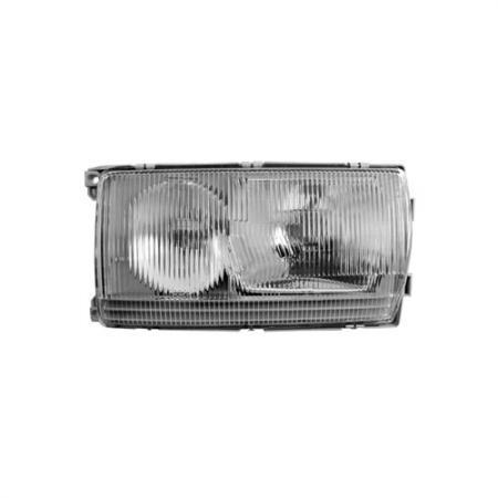 Left Automotive Headlight for Mercedes W123 E-Class 1976-84 - Left Automotive Headlight for Mercedes W123 E-Class 1976-84