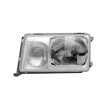 Automotive Headlight, Right 1993- Mercedes W124 E-Class - Automotive Headlight, Right 1993- Mercedes W124 E-Class