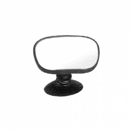 "Universal 3 1/2"" x 2 5/16"" Adjustable Baby Reverse Safety Seats Mirror - 3 1/2"" x 2 5/16"" Adjustable Baby Reverse Safety Seats Mirror"