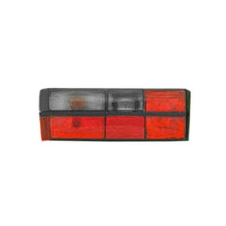 Tail Light Smoke Left, Golf Mk1 1981-84 - Tail Light Smoke Left, Golf Mk1 1981-84