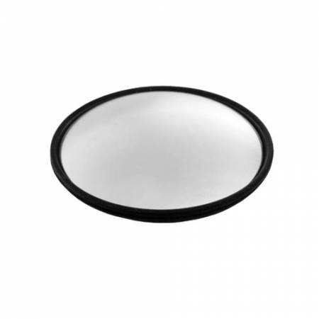 "Round Rear View Blind Spot Wide Angle Stick-on Mirror 3"" for Universal - Round Rear View Blind Spot Wide Angle Stick-on Mirror 3"", Convex, Universal"