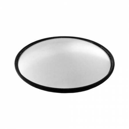 "Round Rear View Blind Spot Wide Angle Stick-on Mirror 3 3/4"" for Universal - Round Rear View Blind Spot Wide Angle Stick-on Mirror 3 3/4"", Convex, Universal"