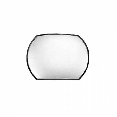 "Rear View Blind Spot Wide Angle Stick-on Mirror 4"" X 5 1/2"" for Universal - Rear View Blind Spot Wide Angle Stick-on Mirror 4"" X 5 1/2"", Convex, Universal"