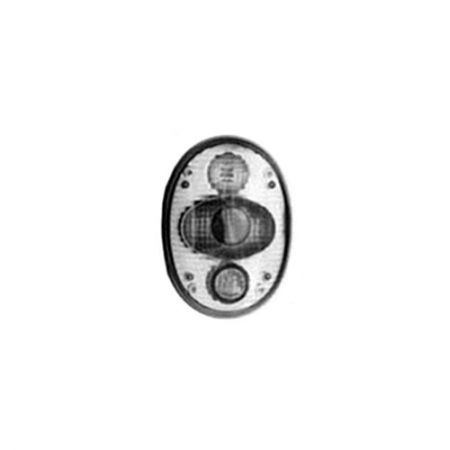 Tail Light Smoke, VW Beetle - Tail Light Smoke, VW Beetle
