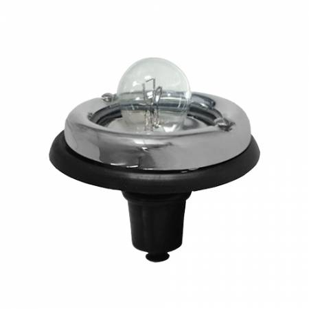 Turn Signal Beehive Light Base with Out Lens for Porsche 356, 356A - Turn Signal Beehive Light Base with Out Lens for Porsche 356, 356A