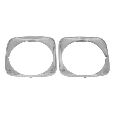 Right Head Light Bezel for GM Chevelle 1971 - Head Light Bezel RH