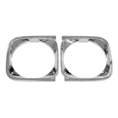 Right Lamp Bezel for GM Chevelle 1972 - Lampe bezel RH