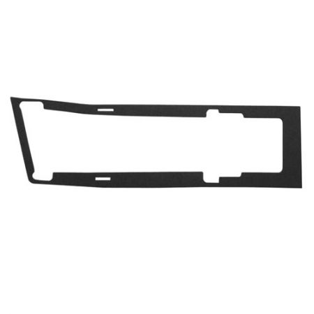 Right Tail Lamp Bezel Gasket for GM Chevelle 1968 (Compatible with EP093121) - Right Tail Lamp Bezel Gasket for GM Chevelle 1968 (Compatible with EP093121)