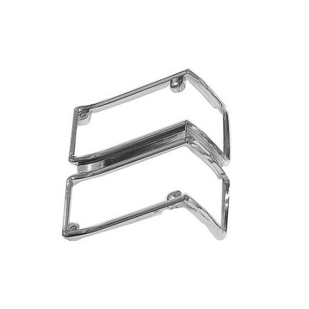 Right Parking Lamp Bezel for GM Chevelle, El Camino 1971 - Right Parking Lamp Bezel for GM Chevelle, El Camino 1971