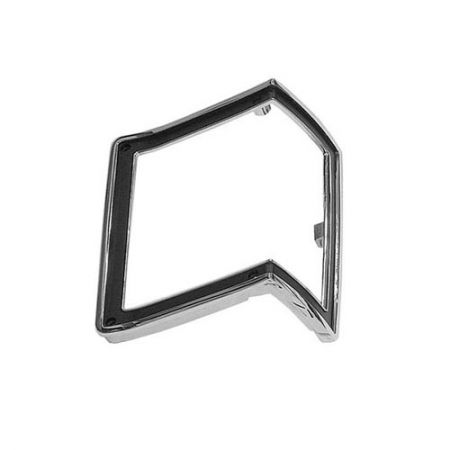 Right Parking Lamp Bezel for GM Chevelle 1972 - Right Parking Lamp Bezel for GM Chevelle 1972
