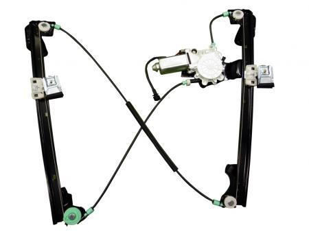 Front Left Window Regulator with Motor for Land Rover Freelander 1997-06 - Front Left Window Regulator with Motor for Land Rover Freelander 1997-06