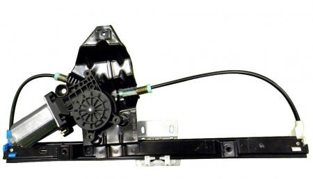 Rear Left Window Regulator with Motor for Land Rover Freelander 1997-06 - Rear Left Window Regulator with Motor for Land Rover Freelander 1997-06