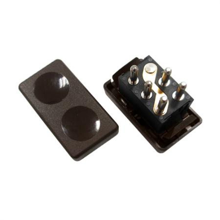 Power Window Switch, Porsche 924, 944 - Power Window Switch
