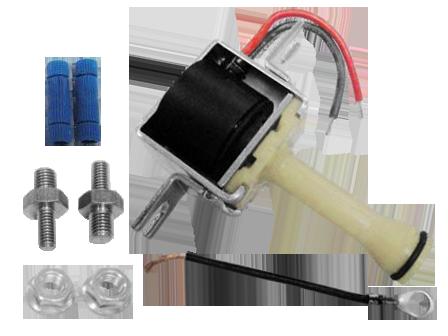 Transmission Control Solenoid - Transmission Control Solenoid for GM Chevrolet Corvette 1982-2004