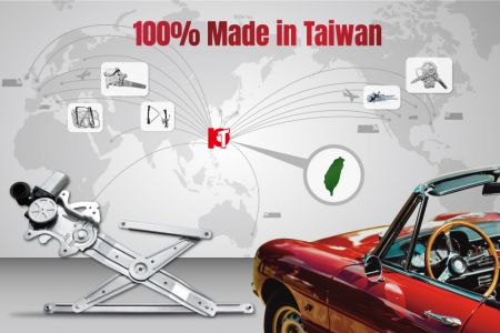 Pan Taiwan, Your Reliable Partner for Auto Parts.