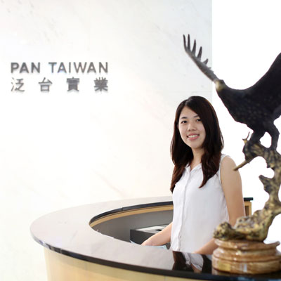 Pan Taiwan Receiption Area