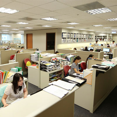 パン台湾事務所