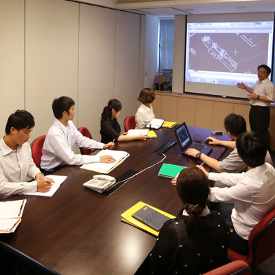 Our ProductDevelopment Meeting