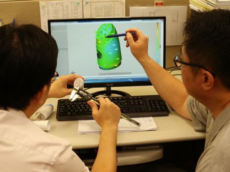 Reversering er en av de viktigste tjenestene Pan Taiwan tilbyr.