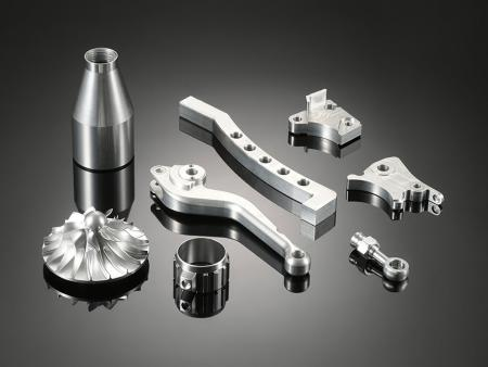 Machining part examples