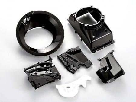 Plastic part examples
