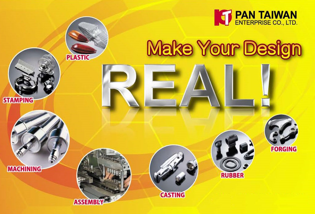 Pan Taiwan's Ability of Customized Parts