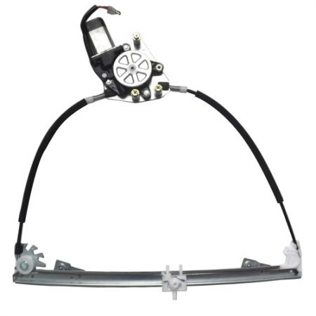 Panda 2003-2012 Front Left Window Regulator 46803652 Fiat