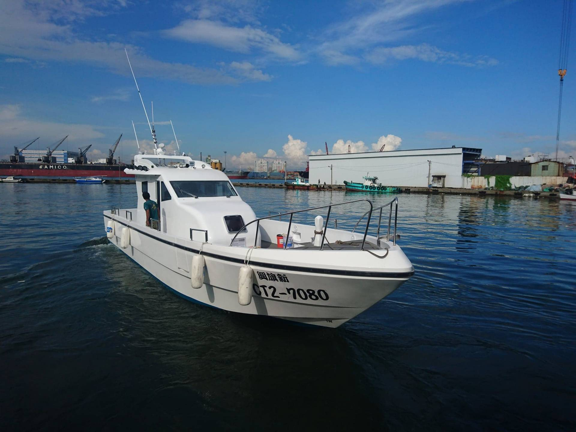 Sealion 48 Supply | 50 Years of Fishing Boat | Luxury Yacht