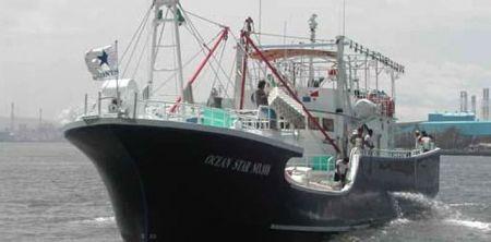 Thuyền đánh cá ngọn đuốc 100GT